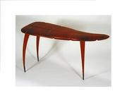 Wood as Art-Featuring Tables