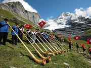 Adventures in Switzerland
