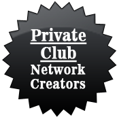 Professional Group for Network Creators - Private Club