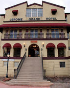 Grand Hotel in Jerome, AZ