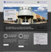 Money Lending Website Design