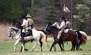Civil War Cavalry Reenactors