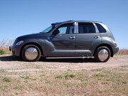 how many magnesium pearl pt cruisers are out there