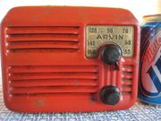 Radios turned Guitar Amps