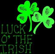 The Luck O' The Irish