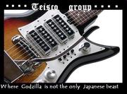 Teisco and vintage Japanese Lovers group.