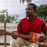 Weesay Fan Club (Wesseh Freeman, the Liberian gas can guitar master)