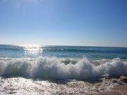 adoro a praia