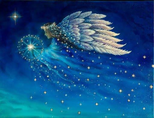 anjo da paz...