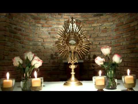 Una hora Santa de Adoración al Santísimo en la Capilla de Efeso (San Isidro, Bs.As.)
