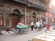 Old streets of Amritsar