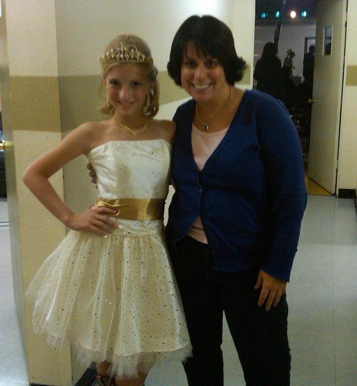 Madison Liesle and Julie
