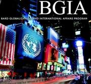 Bard College Globalization and International Affairs Program