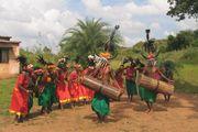 मोहक पारंपरिक लोक नृत्य....