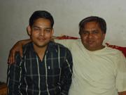 गीतकार यश मालवीय जी के साथ