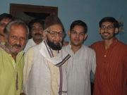 पद्म श्री बेकल उत्साही जी के साथ (भोपाल)