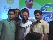 पद्म श्री बेकल उत्साही जी के साथ (इलाहाबाद)