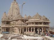 Sanwariyaa seth temple, Rajasthaan.