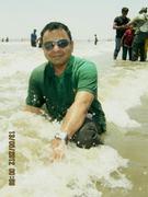 Me in Mumbai, May 2012