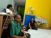 लखनऊ चैप्टर द्वारा आयोजित काव्य गोष्ठी 08-06-2013