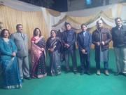 लखनऊ विश्वविद्यालय के आयोजन 'उड़ान' के दौरान