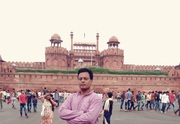 लाल किला, दिल्ली, जुलाई 2017