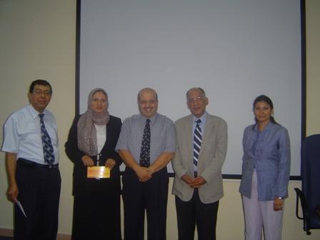 OA- Seminar 2 - University of Alexandria