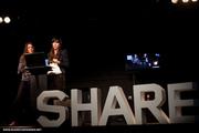 Sara Uhac & Katarina Lovrecic @ Share Conference, Belgrade
