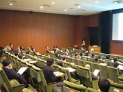 HUSCAP 5th Anniversary Lecture Meeting