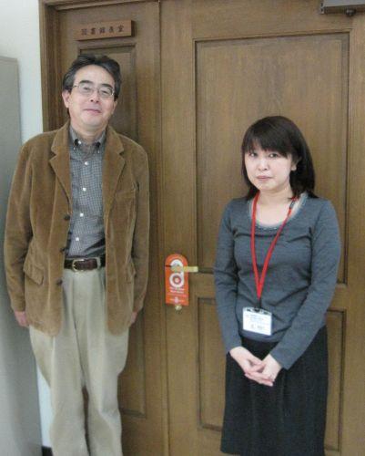 Otaru University of Commerce's #OAWeek doorhangers #4
