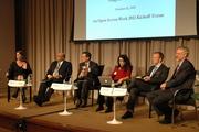 SPARC / World Bank Open Access Week 2012 Kick Off