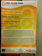 The Open Movement in Higher Education