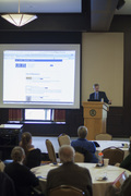 Mike Carroll discusses OA Policies at the ULS