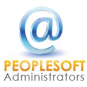 Peoplesoft Administrators