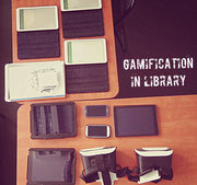 2018 / Gamification in Library!