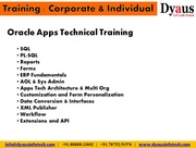 Oracle Apps Technical