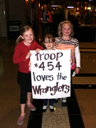 Girl Scout Wrangler Night
