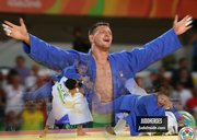 Lukas Krpalek, U100 Olympic Champion 2016