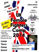 Seminars SophieCoxJudo and FightingFit Judo Club