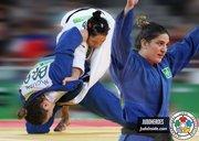 Mayra Aguiar, U78 Olympic Bronze Medalist 2016 @mayraaguiarjudo @noticiascbj
