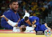 Cyrille Maret, U100 Olympic Bronze Medalist 2016 @CyrilleMaret @ffjudo_officiel @judofrance