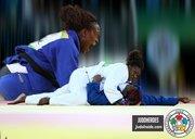 Emilie Andeol, O78 Olympic Champion 2016 @ffjudo_officiel  @judofrance