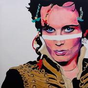 Portrait of Adam Ant