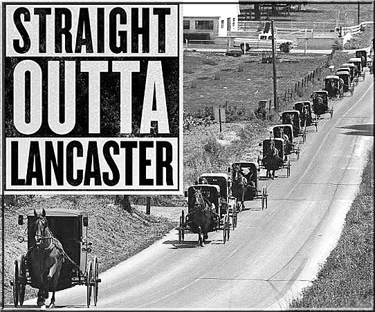 Bad Sequels:  Straight Outta Lancaster