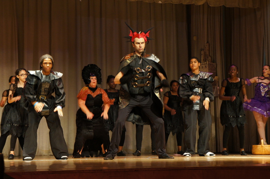Monsters, Firebird with Bronx 7th Graders