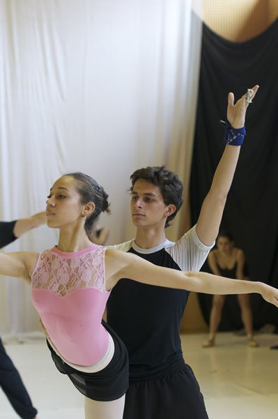 SIBA - intensive Ballet Workshop
