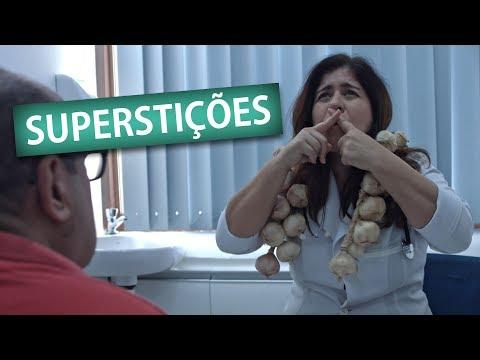 SUPERSTIÇÕES (Humor e Espiritismo)