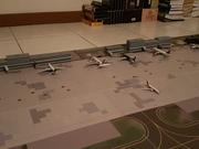 Large International Airport