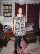 my first dressmaking experience