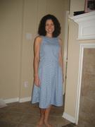 Cornflower Dress